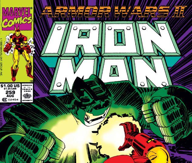 Iron Man (1968) #259