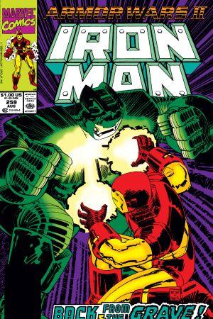Iron Man #259