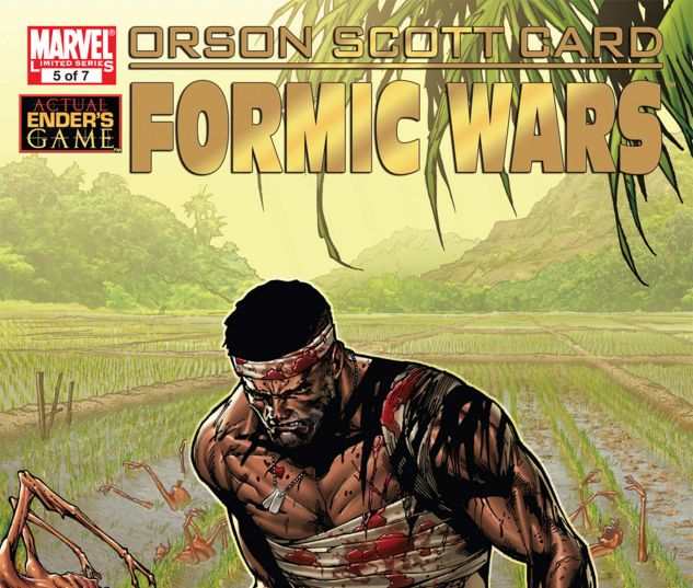 Formic Wars: Burning Earth (2011) #5