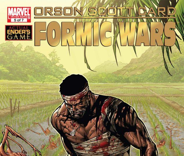 Formic Wars: Burning Earth (2011) #5