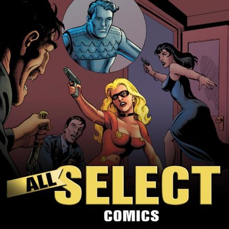 All Select Comics 70th Anniversary Special (2009)