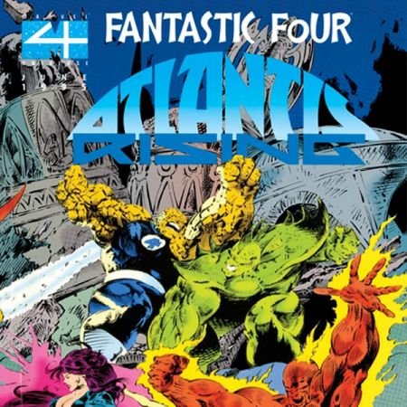 Fantastic Four: Atlantis Rising (1995)