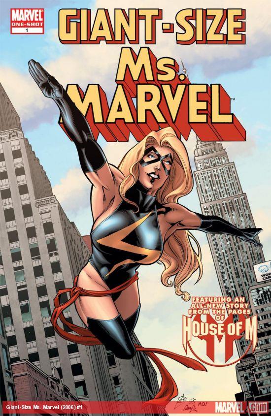 Giant-Size Ms. Marvel (2006) #1