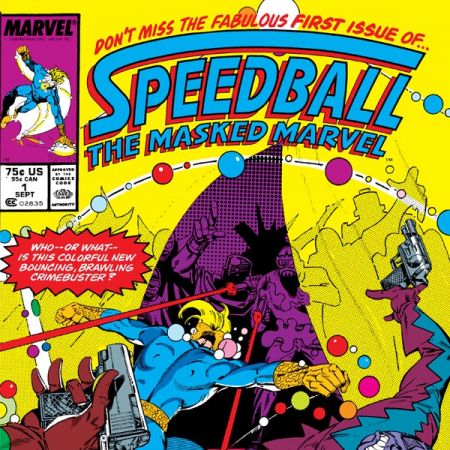 Speedball (1988 - 1989)