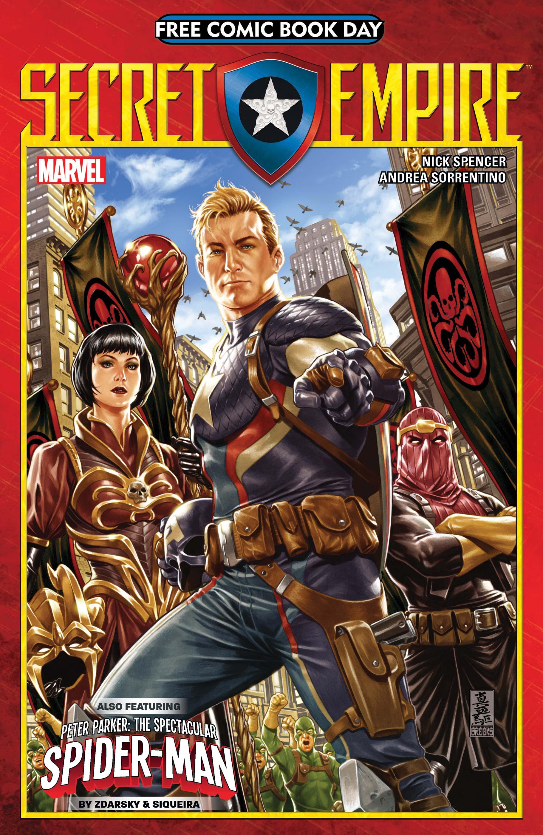 Free Comic Book Day (Secret Empire) (2017)
