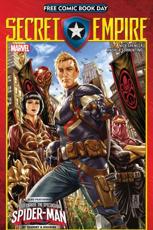 Free Comic Book Day (Secret Empire) (2017)