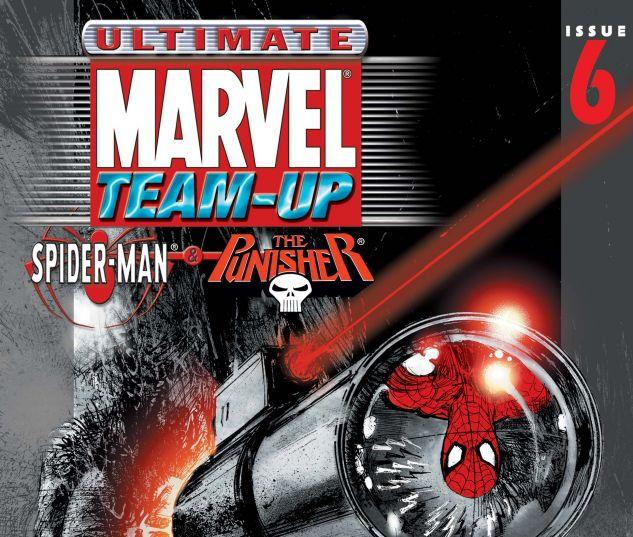 Ultimate Marvel Team-Up (2001) #6