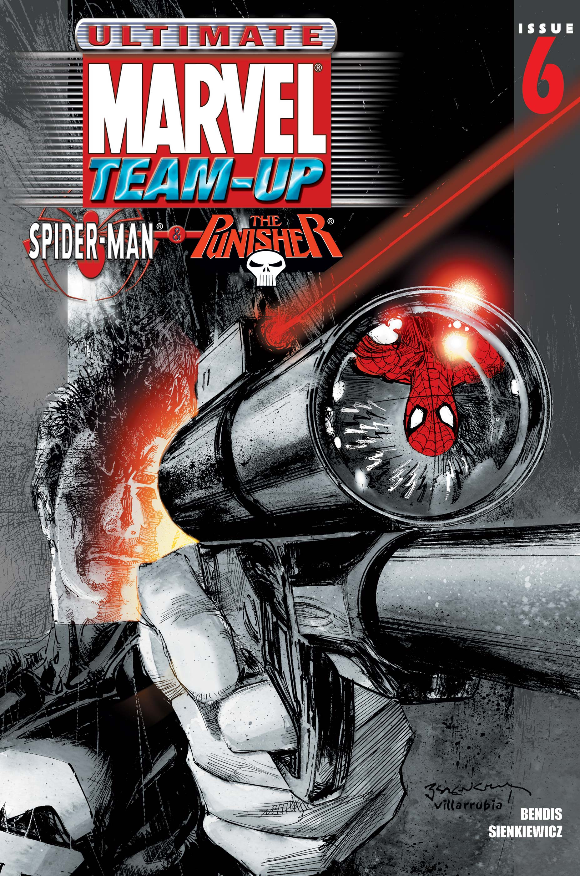 Ultimate Marvel Team-Up (2001) #6