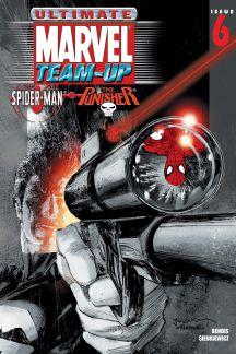 Ultimate Marvel Team-Up #6