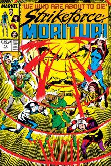 Strikeforce: Morituri (1986) #18