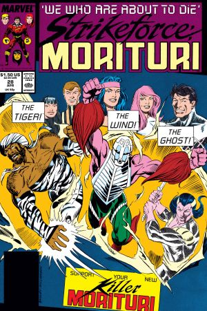 Strikeforce: Morituri (1986) #28