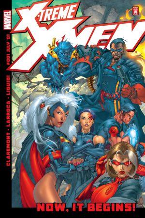X-Treme X-Men (2001) #1