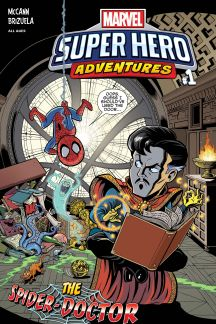 Marvel Super Hero Adventures: The Spider-Doctor #1