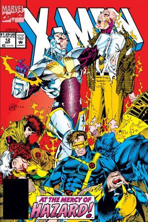 X-Men (1991) #12