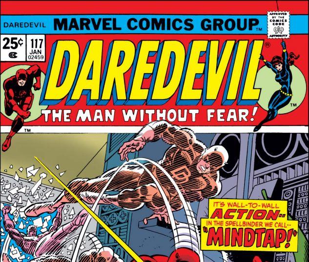DAREDEVIL (1964) #117