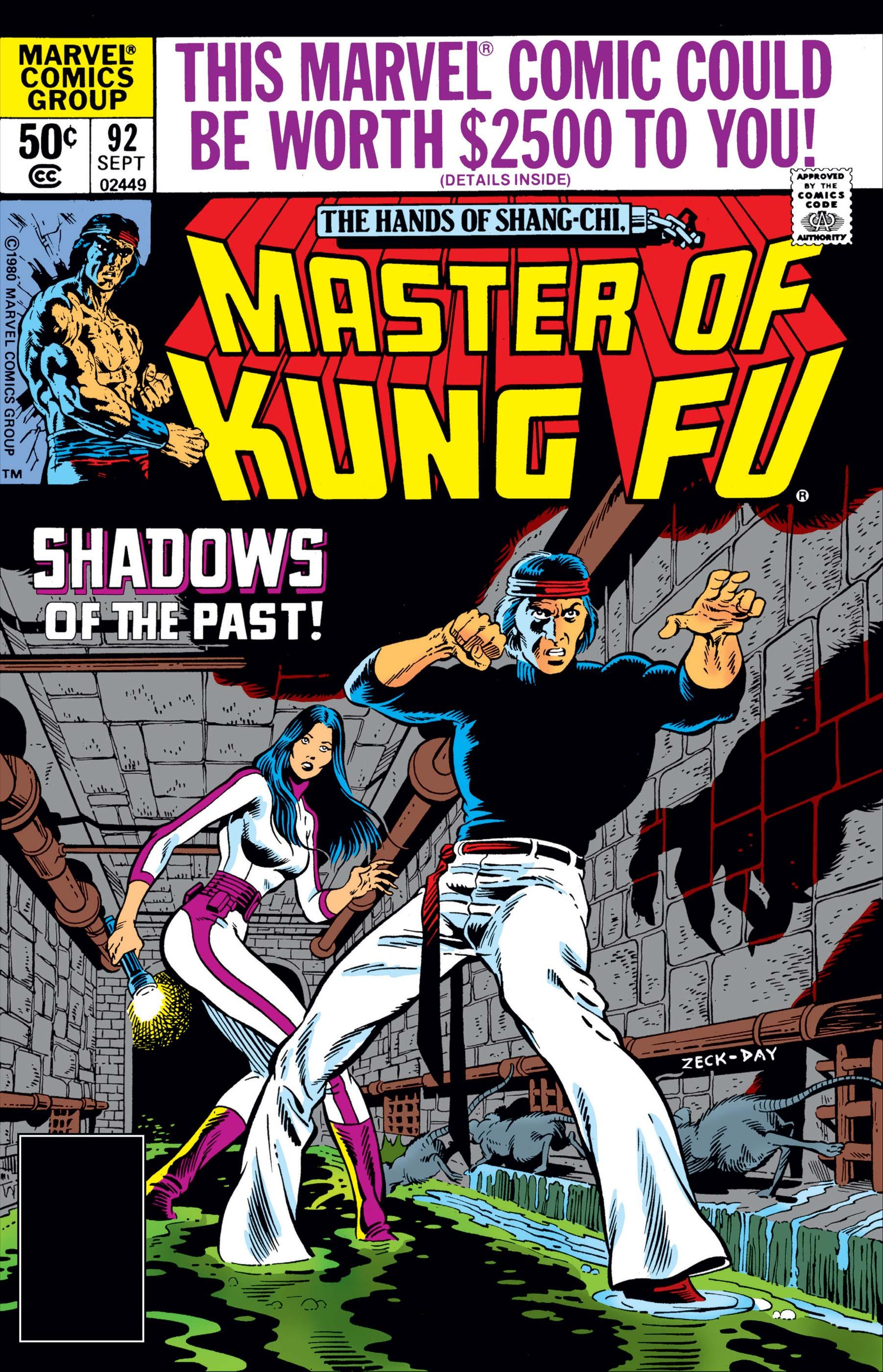 Master of Kung Fu (1974) #92