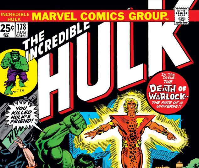 Incredible Hulk (1962) #178