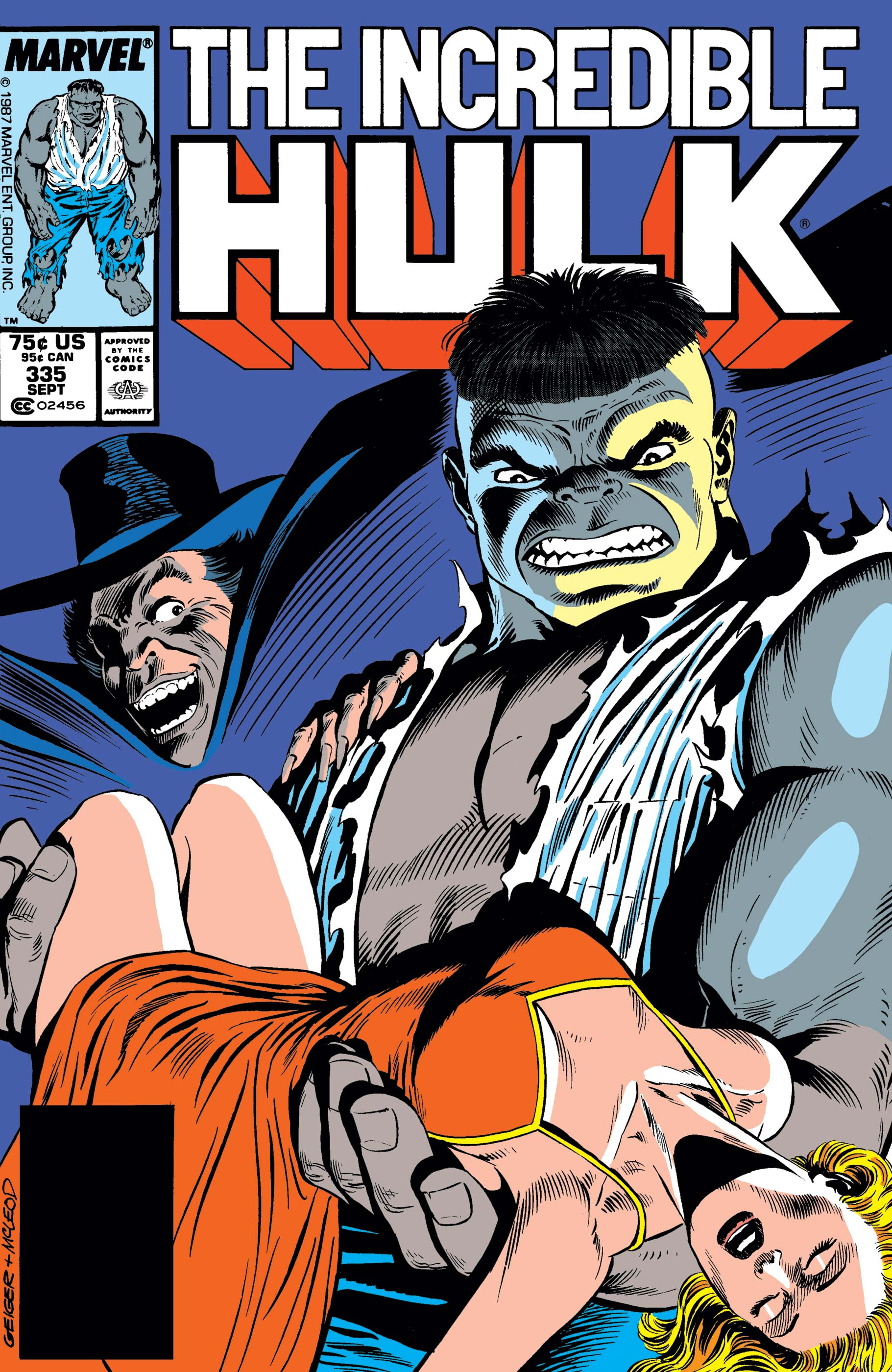 Incredible Hulk (1962) #335