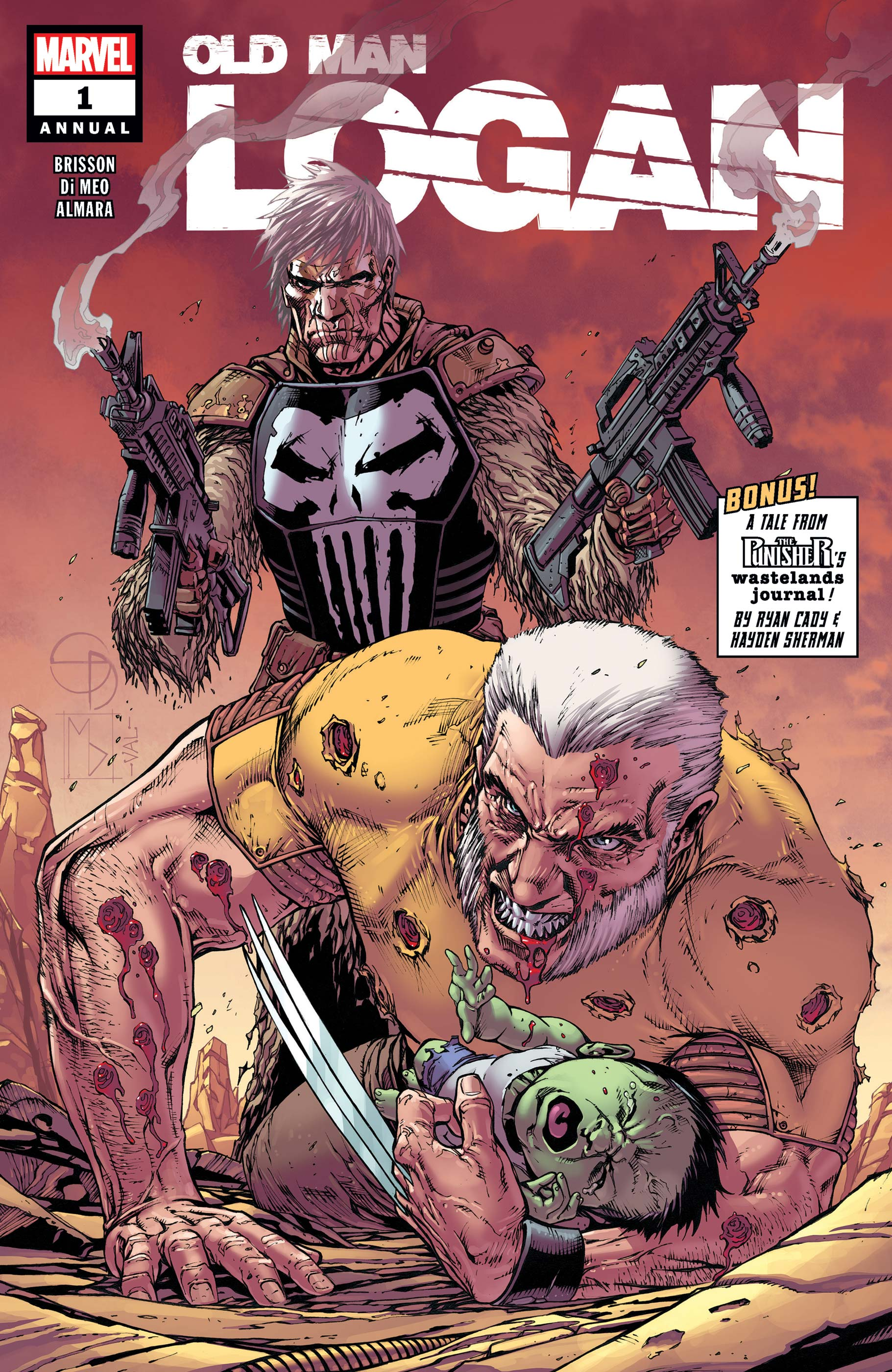 Old Man Logan Annual (2018) #1