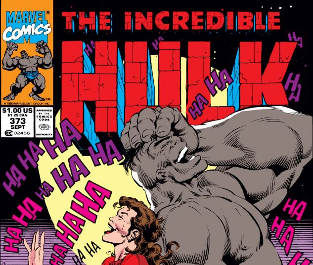 Incredible Hulk (1962) #373