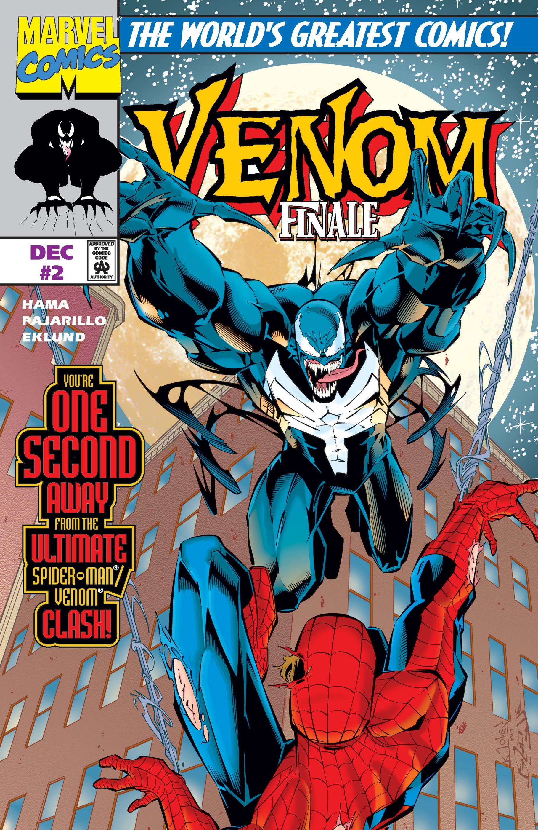 Venom: The Finale (1997) #2