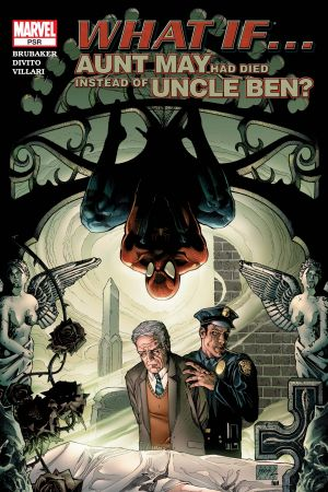 What If Aunt May Had Died Instead Of Uncle Ben? #1