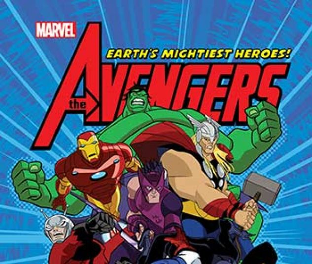 cover from Avengers: Earth's Mightiest Heroes (Digital Comic) (2018) #1
