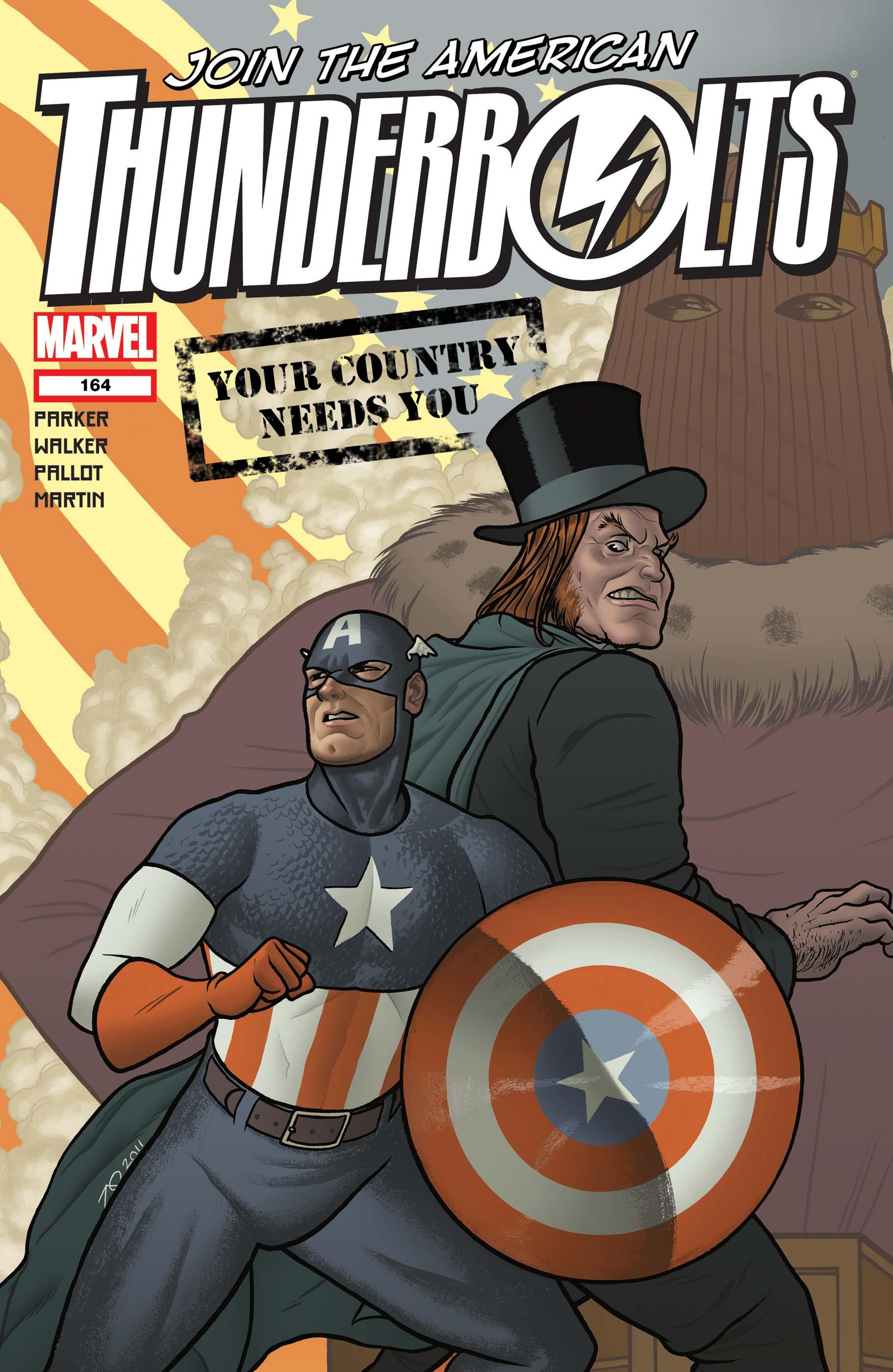 Thunderbolts (2006) #164