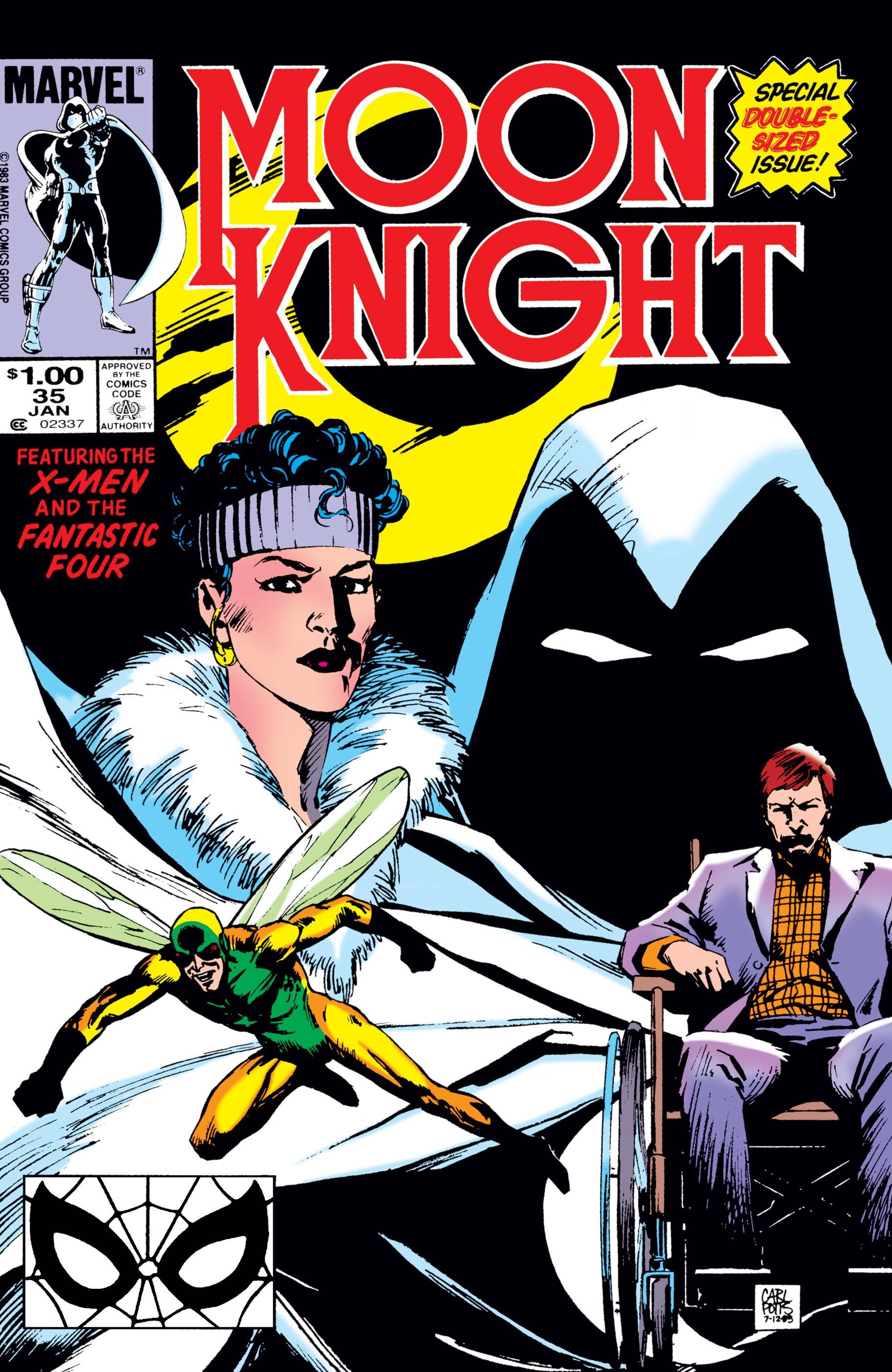 Moon Knight (1980) #35