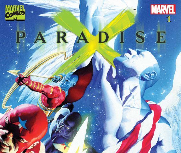 PARADISE X (2002) #1