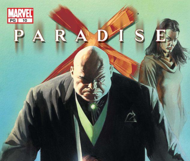 PARADISE X (2002) #10