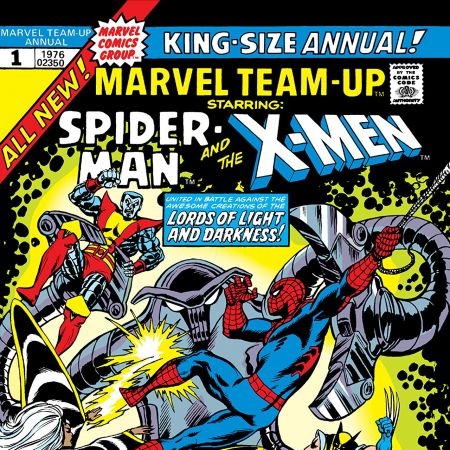 Marvel Team-Up Annual (1976 - 1978)
