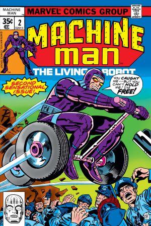 Machine Man (1978) #2