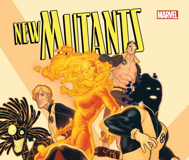 NEW MUTANTS BY ABNETT & LANNING: THE COMPLETE COLLECTION VOL. 2 TPB #2