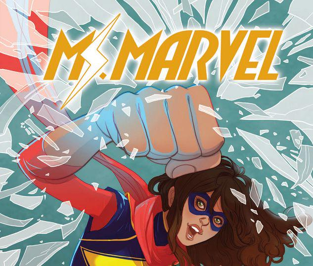 MS. MARVEL: METAMORPHOSIS GN-TPB #2