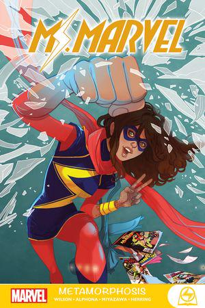 Ms. Marvel: Metamorphosis (Trade Paperback)