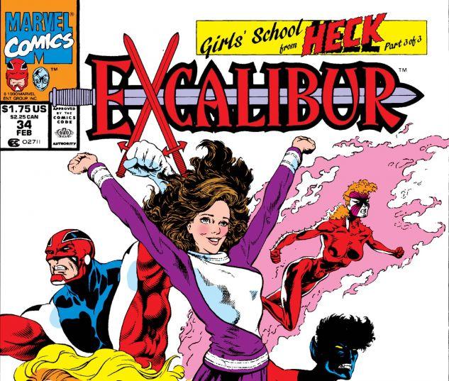 EXCALIBUR (1988) #34