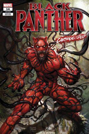 Black Panther #14  (Variant)