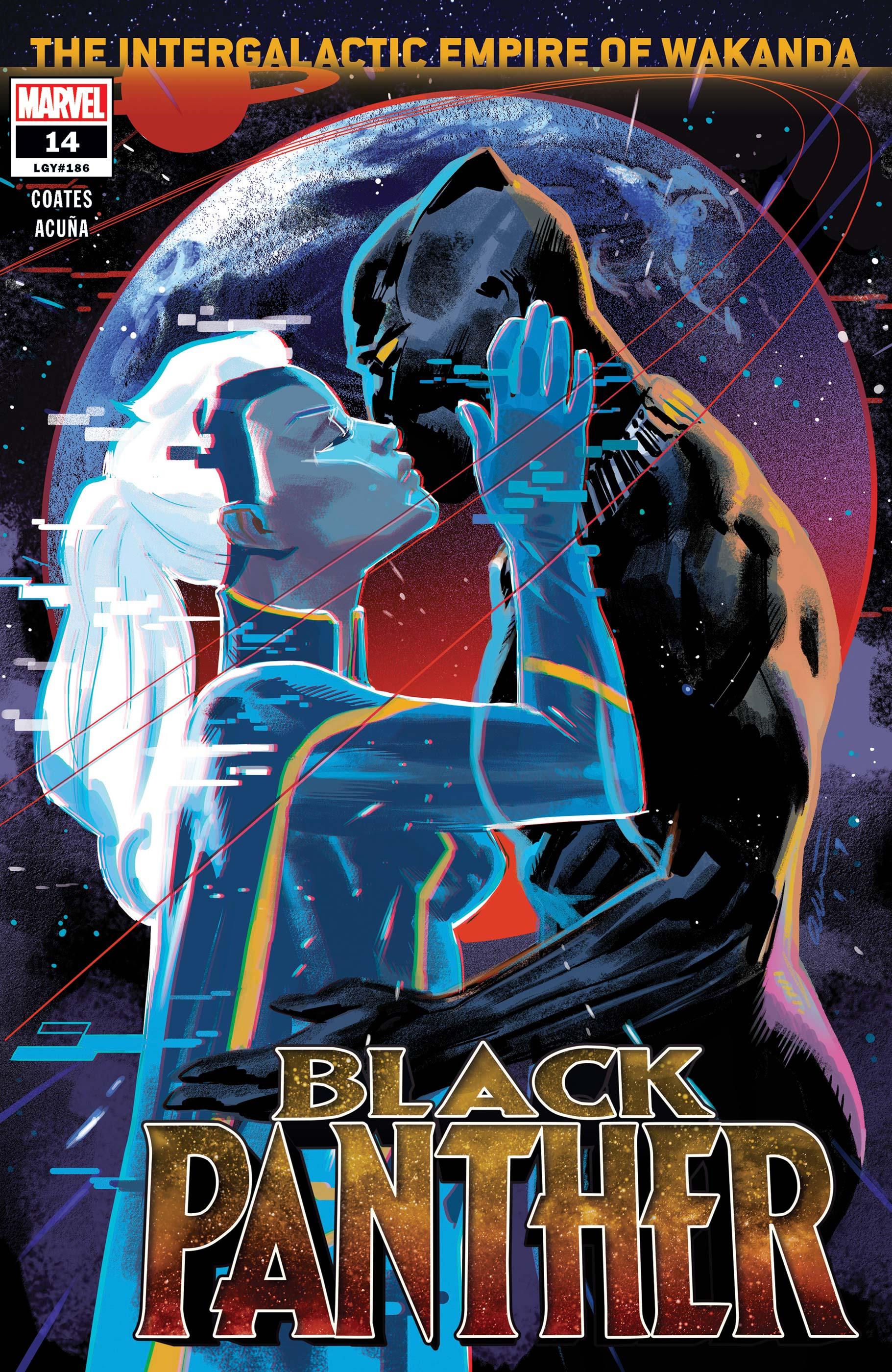 Black Panther (2018) #14