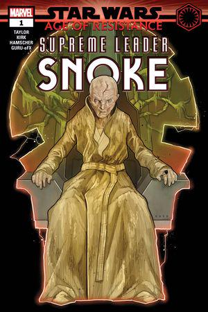 Star Wars: Age Of Resistance - Supreme Leader Snoke (2019) #1