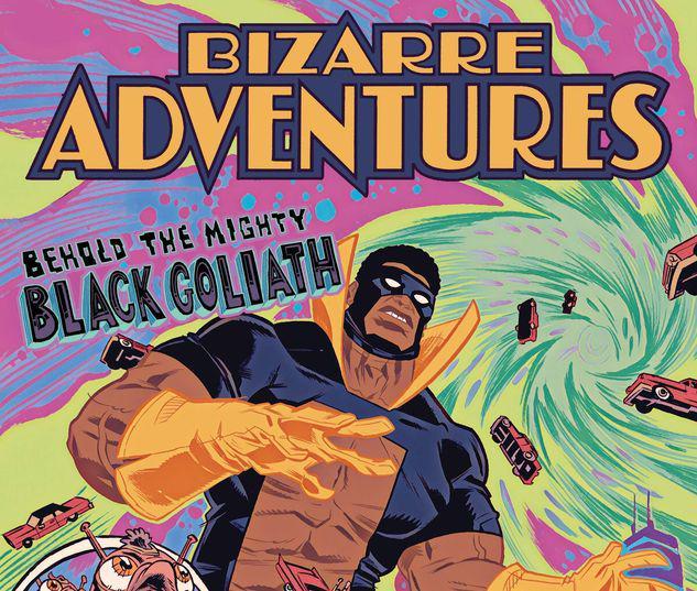 BIZARRE ADVENTURES 1 CONLEY VARIANT #1