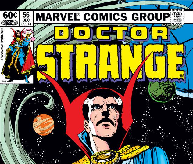 Dr. Strange #56