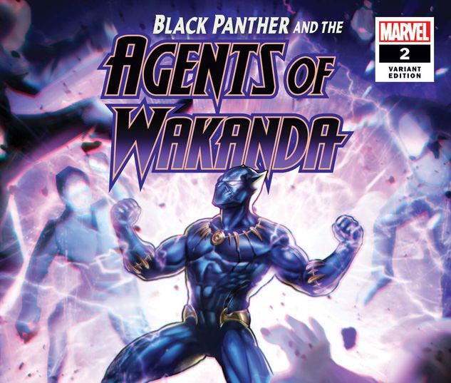Black Panther and the Agents of Wakanda #2