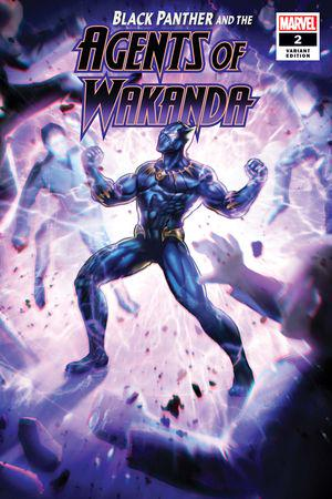 Black Panther and the Agents of Wakanda (2019) #2 (Variant)