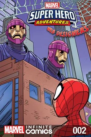 Marvel Super Hero Adventures: Spider-Man - Web Designers Infinite Comic #2