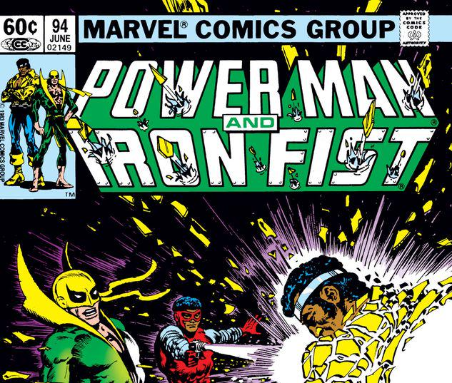 Power Man and Iron Fist #94