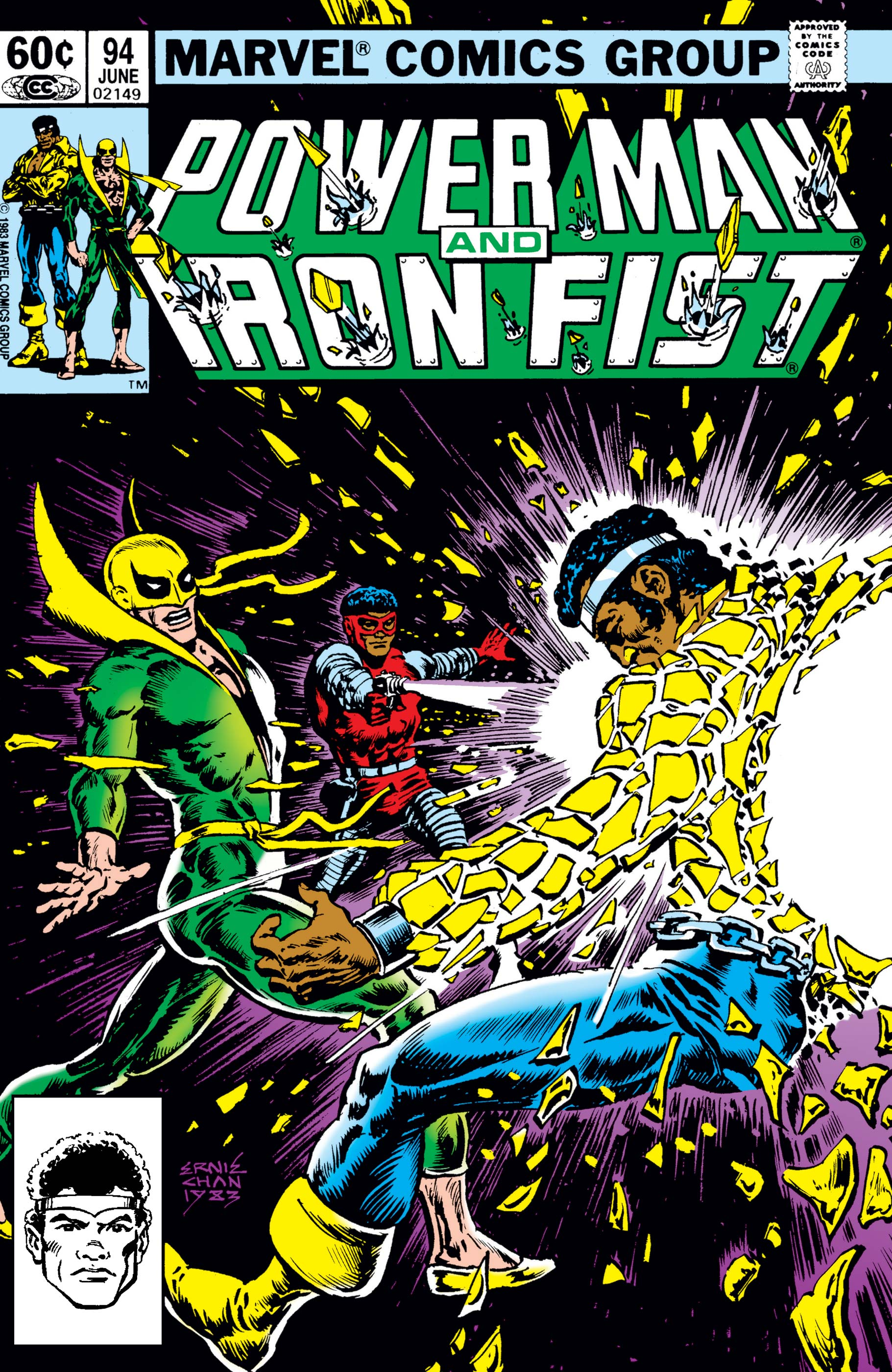 Power Man and Iron Fist (1978) #94