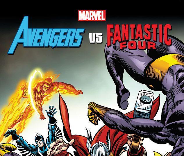 AVENGERS VS. FANTASTIC FOUR TPB #1