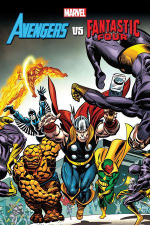 Avengers VS. Fantastic Four (Trade Paperback)