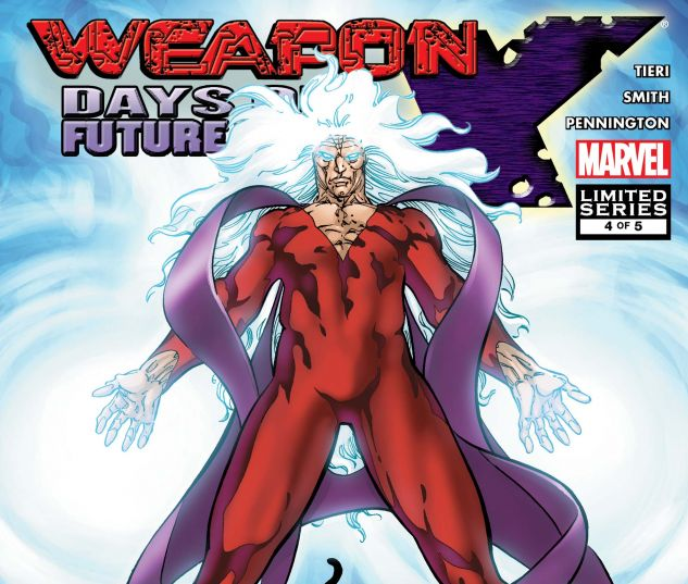 WEAPON X: DAYS OF FUTURE NOW (2005) #4